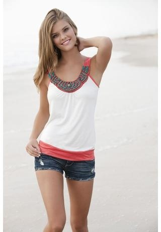 love this shirt for spring and summer