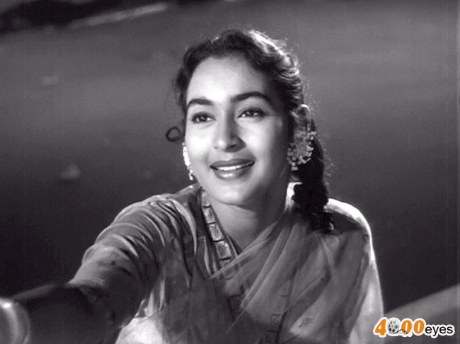 Nutan. My mom used to say I reminded her of Nutan. My mommy loves me. :)