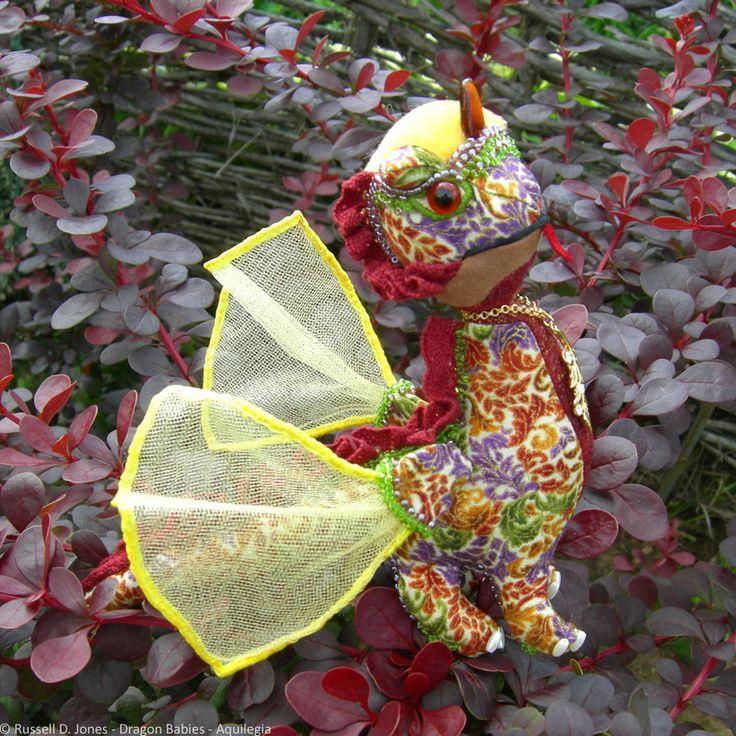 Aquilegia Baby Dragon (3) by russelldjones on DeviantArt