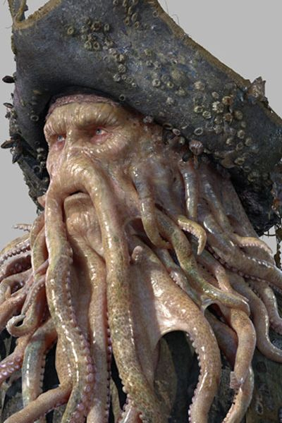 Davy Jones was the legendary -The Story of Davy Jones and Calypso told of the…