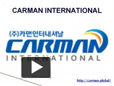 Carman Global International is one of the best Automobile company which provide the high quality Automotive scan and Automotive diagnostic scanner tool at best prices. If you are looking for Automotive Diagnostic Scanner, Gscan, Autel, Launch scanner and Diagnostic scan tool for your perosnal and commerical vehicle? Contact Us today and discuss your needs.