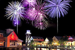 Fireworks - every week, all summer long and holidays too!