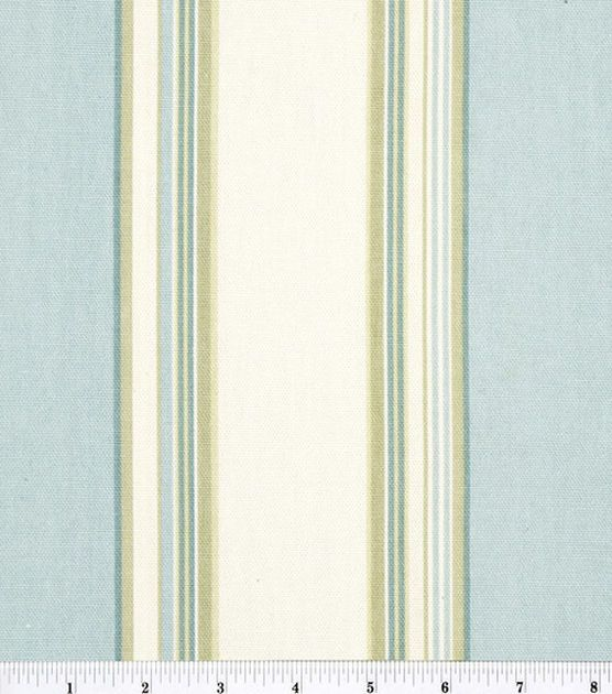 "45"" Home Essentials Print Fabric-Hampton Bay/Patina"