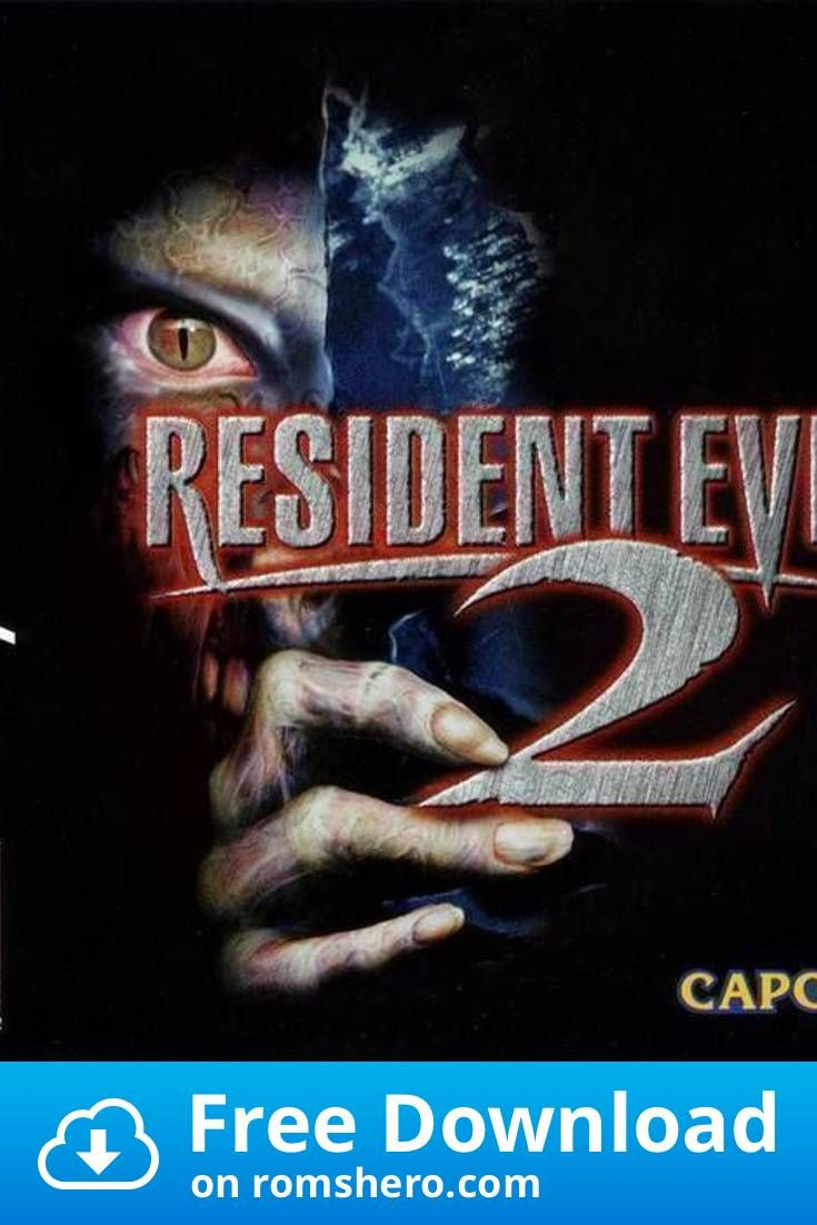 Download Resident Evil 2 Disc 2 Claire Sles 10972