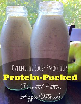 Hiccups and Sunshine: 11 Lactation Smoothies for Breastfeeding Moms