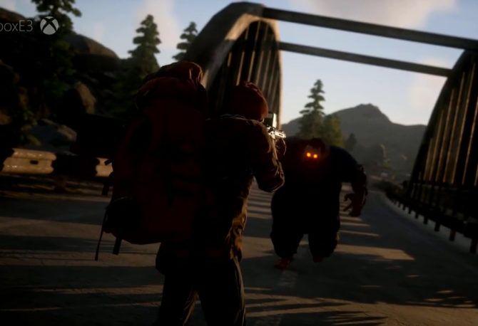 E3 2017: State of Decay 2 - Neuer Trailer zeigt Spielgrafik und Gameplay - #StateOfDecay2 #Zombies #OpenWorld #survivalgame #gaming #games #videospiele