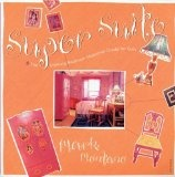 Love this 'Super Suite' book for decorating girls bedrooms. Author  Mark Montano shows girls how to transform their rooms to reflect their personality. You'll find 15 bedroom ideas from real girls along with step-by-step instructions for completing the inexpensive projects.