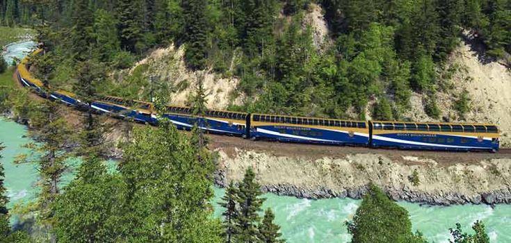 De vijf meest memorabele treinreizen ter wereld - De Standaard