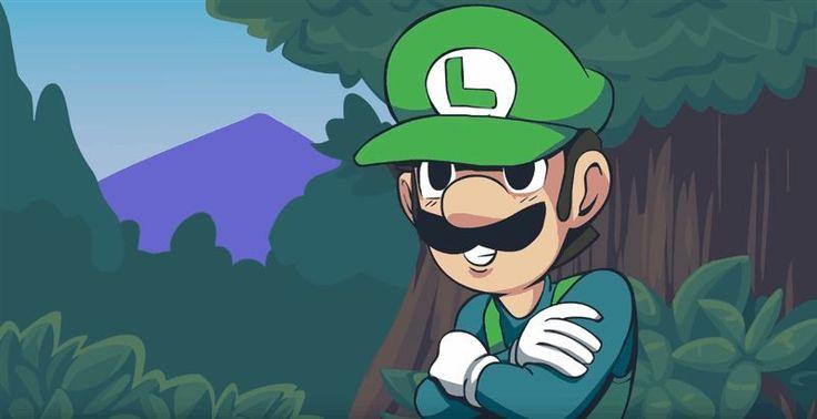227 Artists Remade An Episode Of Super Mario Worlds Cartoon
