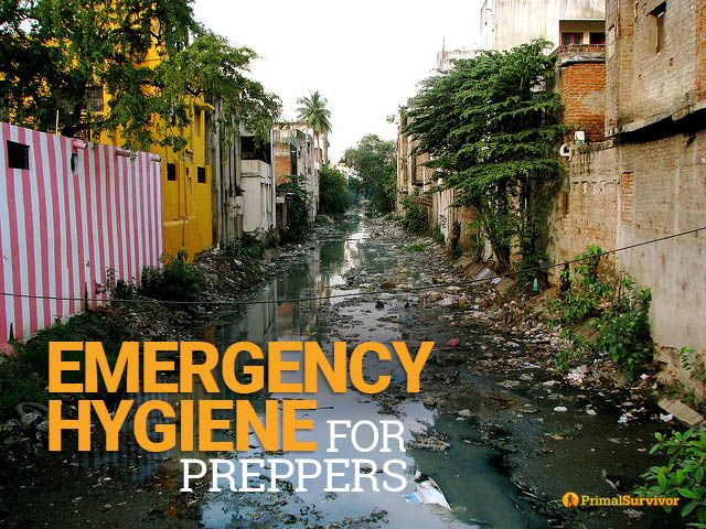 In every single disaster situation – from hurricanes to grid outages to warfare – one thing is almost always certain: hygiene disasters. Want examples? After the 2010 hurricane in Haiti, there was a massive outbreak of cholera which killed more than 7,000 people and affected more than 700,000. After the 2009 typhoons in Taiwan, outbreaks of infectious Leptospirosis occurred, which can cause symptoms from headaches to bleeding of the lungs. After the 2011 earthquake and tsunami in Japan…