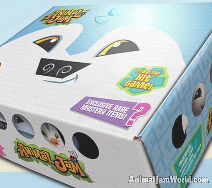 The Animal Jam Box - What is it and How Does it Work? animal-jam-box-2  #AnimalJam #AnimalJamBox #Box http://www.animaljamworld.com/animal-jam-box/