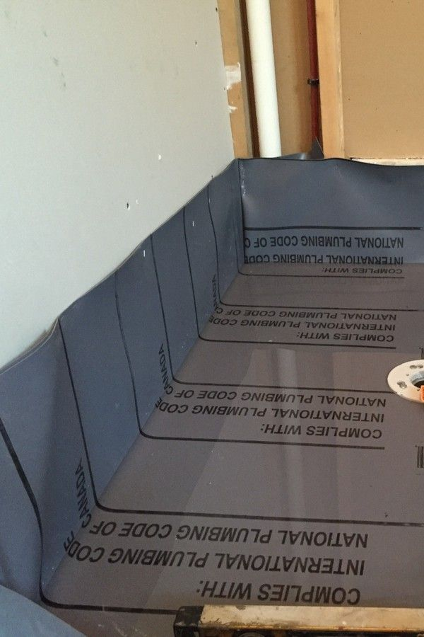 Shower Pan Liner Things You Need To Know Before Installing In 2020 Shower Pan Liner Shower Pan Shower Pan Installation