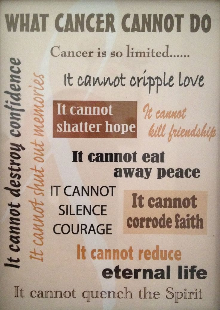 Fighter Quotes Cancer Inspirational Lung