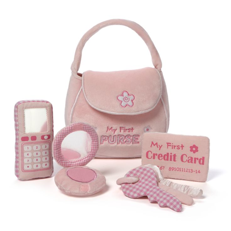 MY FIRST | Pink Purse 5 Piece Playset Toy | Buy toys online at Blank Clothing