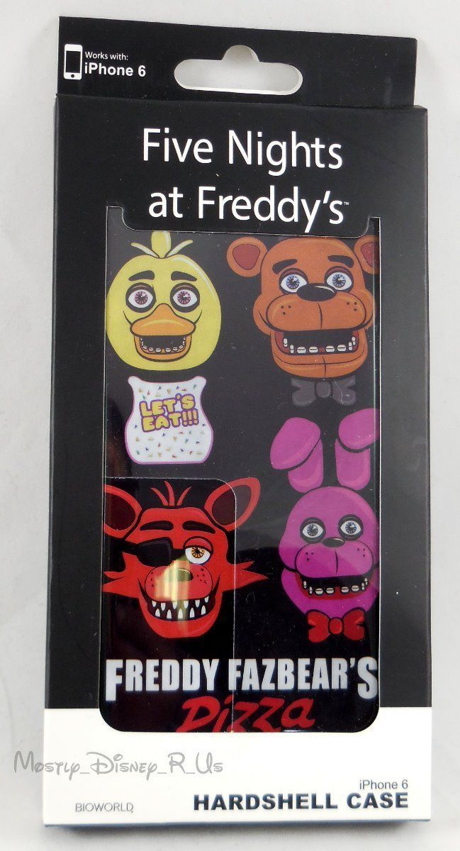Five Nights At Freddy's Faz Bears Pizza iPhone 6 6S Cell Phone Clip Case Chica | eBay
