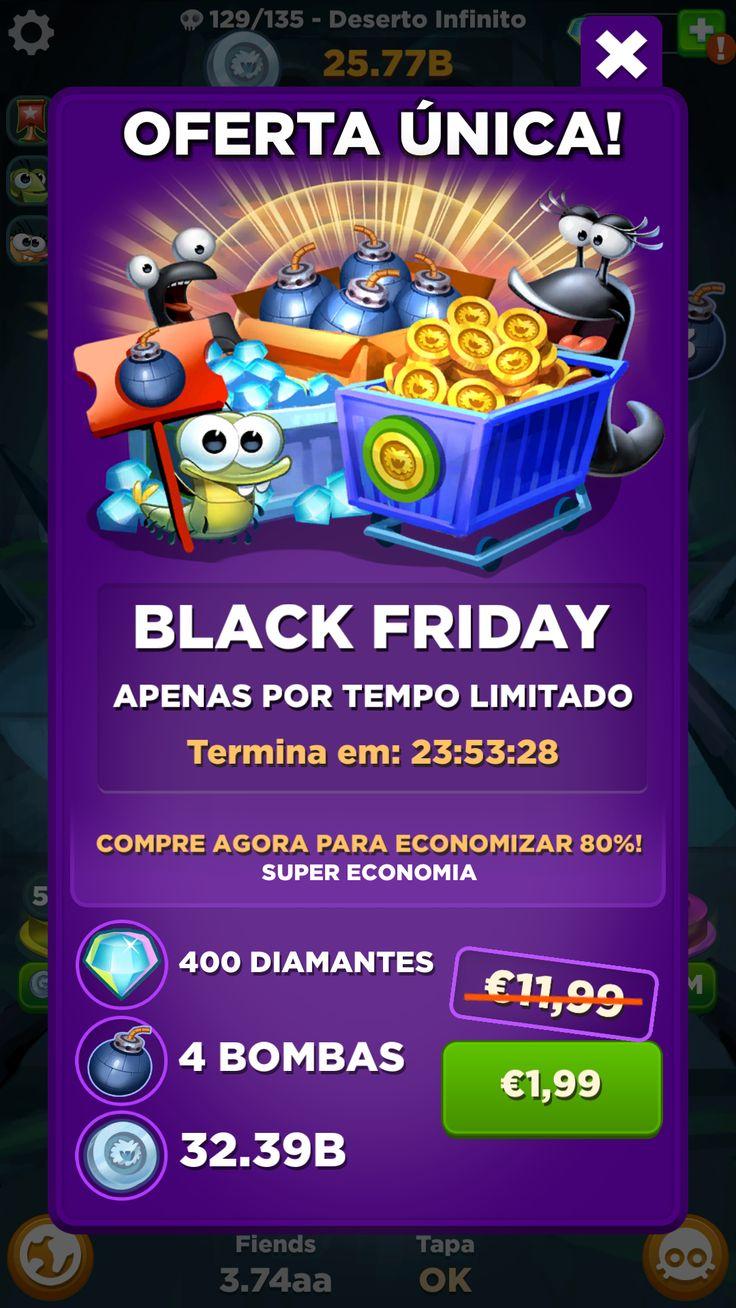 Black Friday bundle offer - Best Fiends Forever