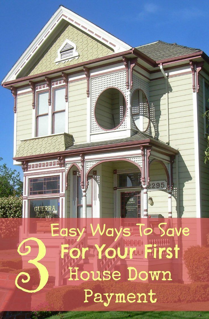 First time saving money for a house down payment? It's a difficult task to save the 20% some mortgage companies want you to have. Luckily I know 3 specific home down payment tips that can help you save money faster than you ever thought possible. (#1 was the most effective method to start saving for a down payment for me!)