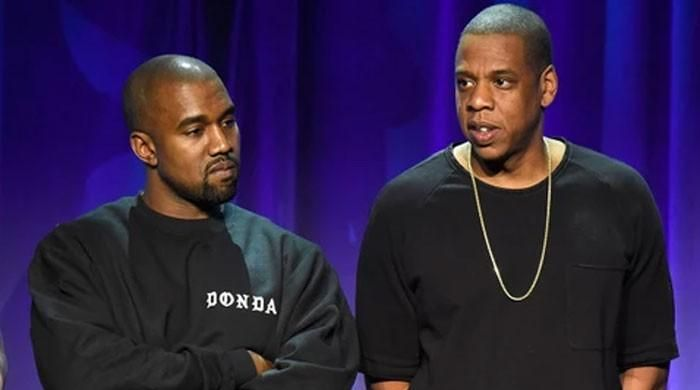Jay Z Puts Kanye West On Number Two In His Top 40 Year End Picks Jay Z Kanye West Kanye