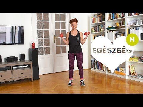 Formás karok, izmos vállak - készülj a nyárra videónkkal! | NOSALTY