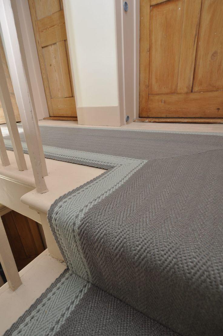 Best Elsdon 2 Narrow Off The Loom Stair Runner Floor 400 x 300