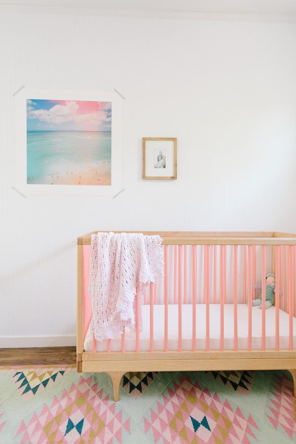 A Nursery Is The Special Place Where So Much Dreaming Playing And Learning Begins So It Should Arguably Reflect The Wonder And Natu Chambre Bebe Pastel Deco Chambre Enfant Et Chambre