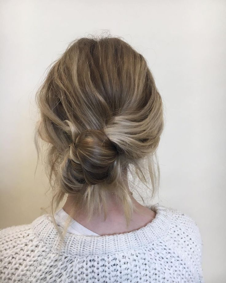 "413 Likes, 12 Comments - Jenny Cho (@jennychohair) on Instagram: ""Banana bun: messy version of a french twist. Check out other variations on @byrdiebeauty and my how…"""
