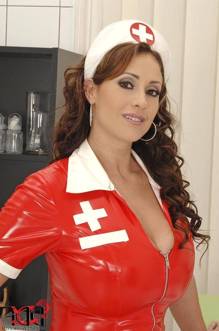 Hottest Latinas In Nurses Uniform 48