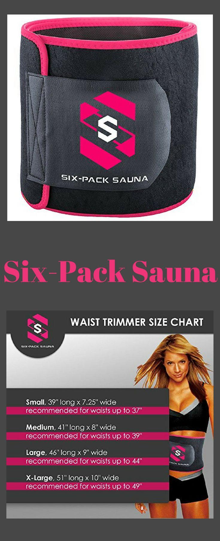 Best Neoprene Waist Trimmer Ab Belt for Men and Women for Weight Loss Workout with Adjustable Velcro for a Slimming Comfortable Fit #weightloss #fatloss #slimming