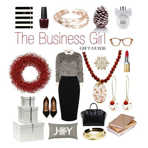 She's all business and all beautiful- Here is a buying guide for your Chic lady!! colorbyamber.com