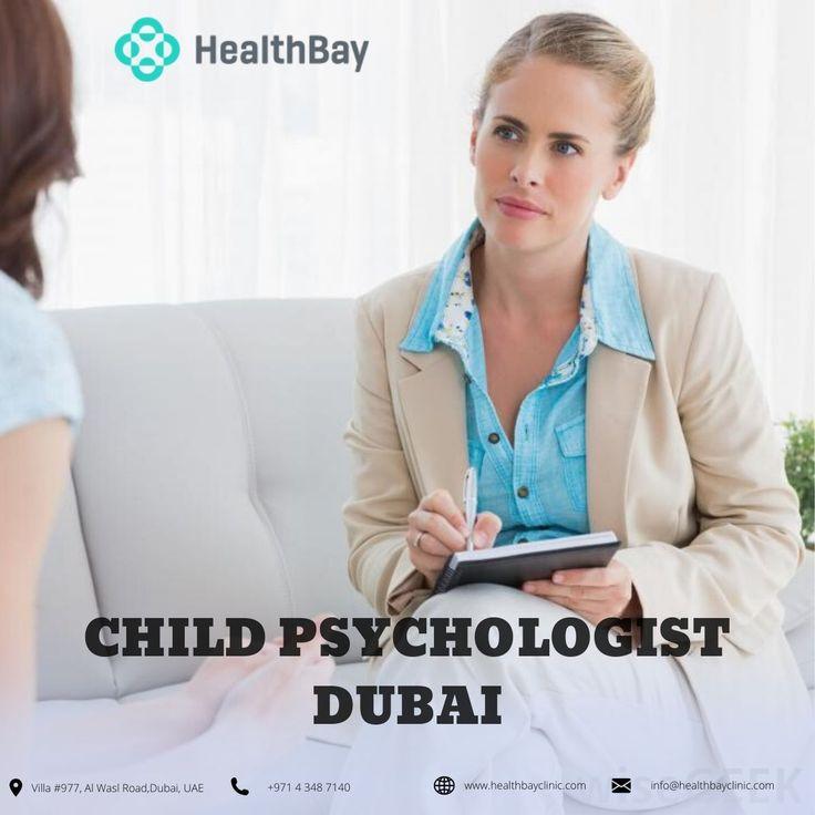 Leading child psychologist dubaihealth bay clinic child