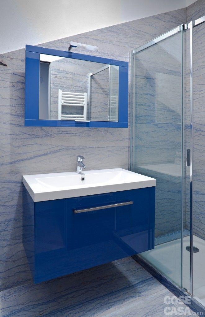Pi di 25 fantastiche idee su bagni in marmo su pinterest - Mobile bagno marmo ...