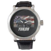 2015 Yukon Denali Wristwatches