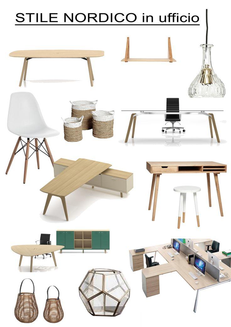 #zetaoffice #reggioemilia ti propone tantissime soluzioni per #arredare il tuo #ufficio in stile #nordico  per info www.zetaoffice.com