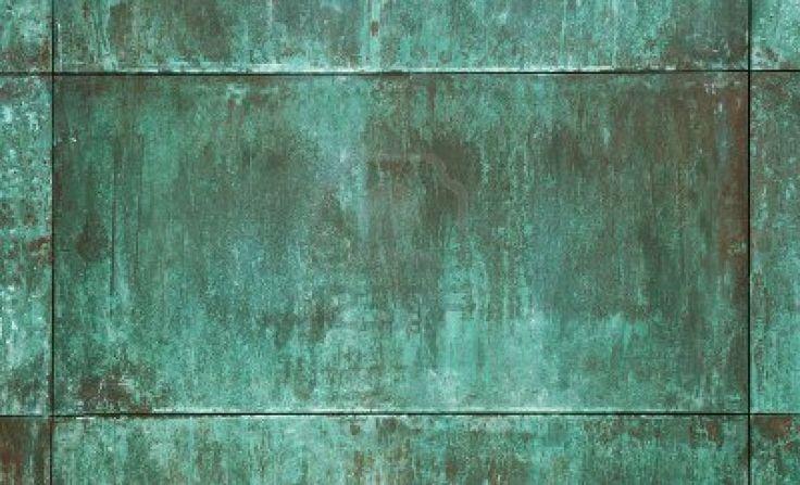 MoiraCoon's Shinies: Copper patina (verdigris) recipe