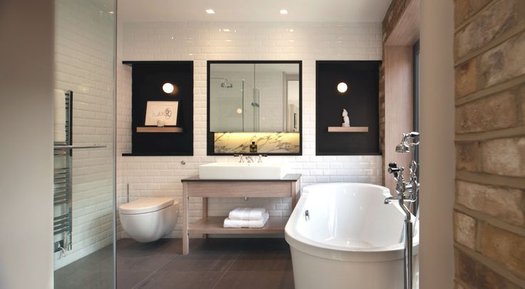 #modern  #bathroom  #designs  are need of the day and to ensure that best arrangements and fittings are placed best companies in the town must be approached. #SimplyBathroomSolutions consistently deliver best modern bathroom designs and renovations in Melbourne. >> https://goo.gl/FZtX1n