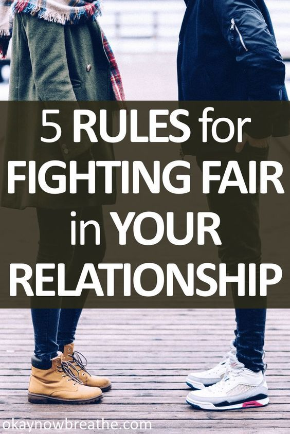 Learning to fight fair has been one of the hardest things for me and my boyfriend. Being in love is a daily choice. Here are 5 important rules for fighting fair in your relationship: