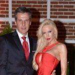 Luciana Salazar y Martín Redrado, separados