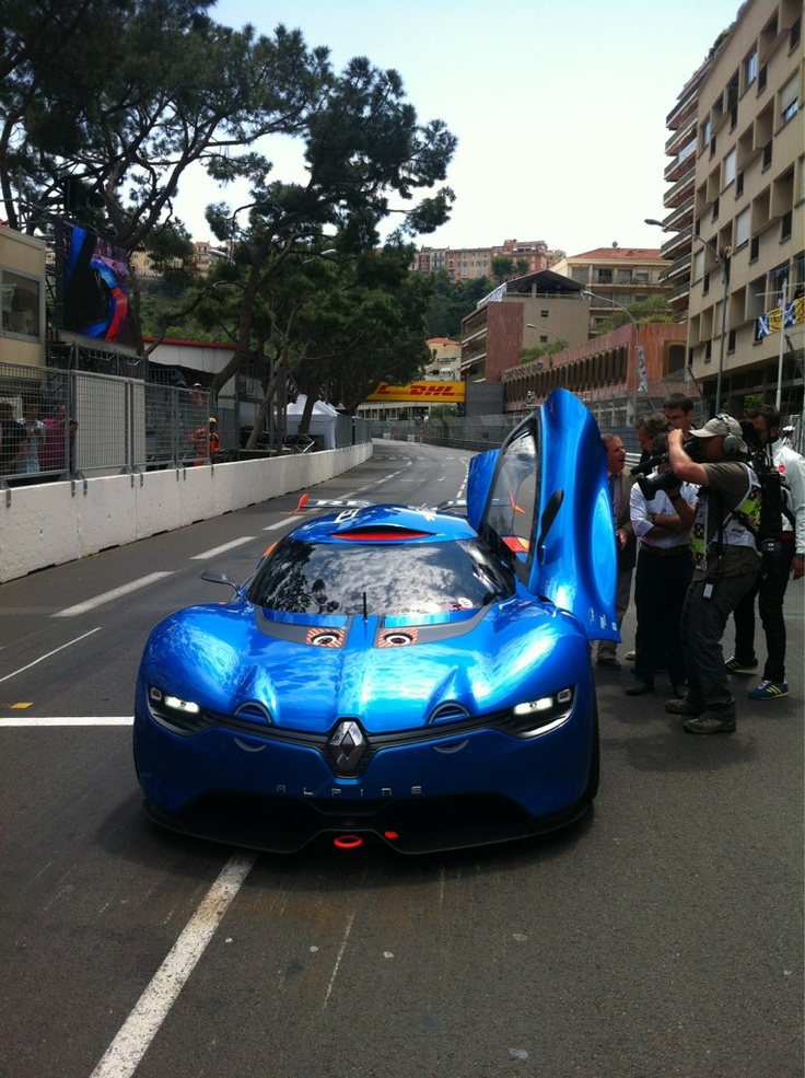 The Renault Alpine