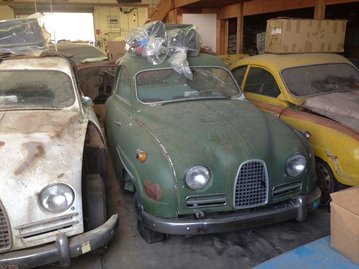 Saab For Sale Tom Donney Find This Pin And More On Barn Cars