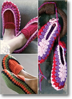 These could be a fashion item in our house!: Ideas, De Crochet Tuto, Crochet Shoes, Crochet Slippers, Crochet Patternsidea, Crochet Knits, Crafts, Dory Chan, Crochet Clothing