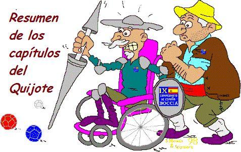 El Quijote resumido