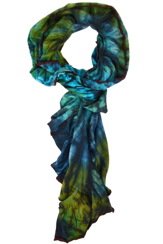74 best Tie Dyed Scarves images on Pinterest | Painted ...