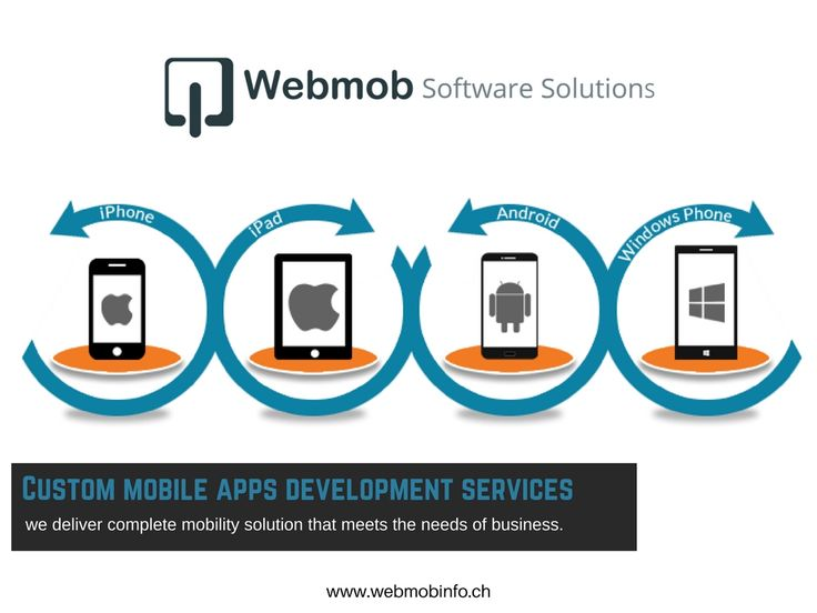 Custom mobile apps development services we deliver complete mobility solution that meets the needs of business. Visit now!: https://goo.gl/pUAkF2
