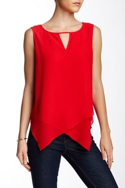 Single Brynne Tank Blouse