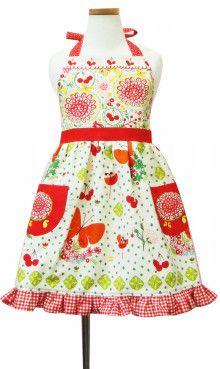【レシピつき】ルシアン・Judie's Cotton(ジュディーズコットン)のエプロン|「布」が安い!生地の通販-大塚屋ネットショップブログ-