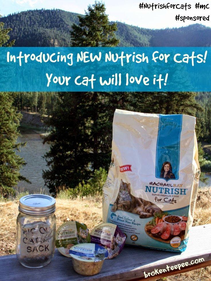 The Farm Cats Dine Al Fresco on Healthy Cat Food from #NutrishforCats #MC #sponsored
