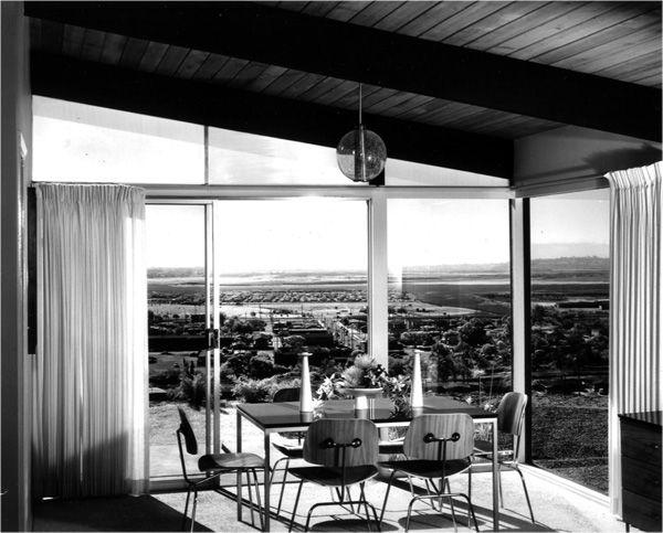 William Krisel's Pacifica, as shot by Julius Shulman. 1961 - mid-century modern interiors, architecture