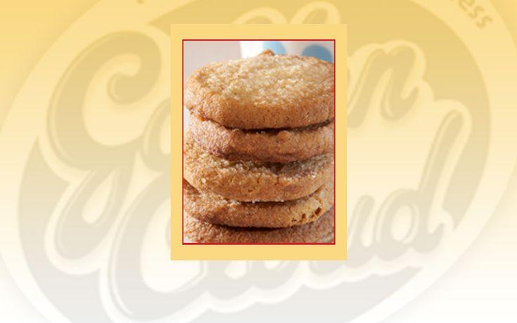 Golden Cloud Spicy Ginger Biscuits
