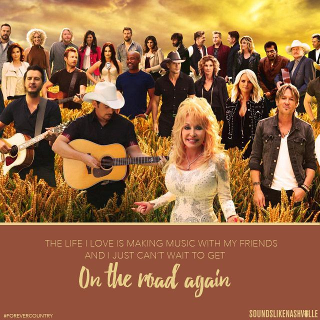 Forever Country - 50th Annual CMA Awards - Winners