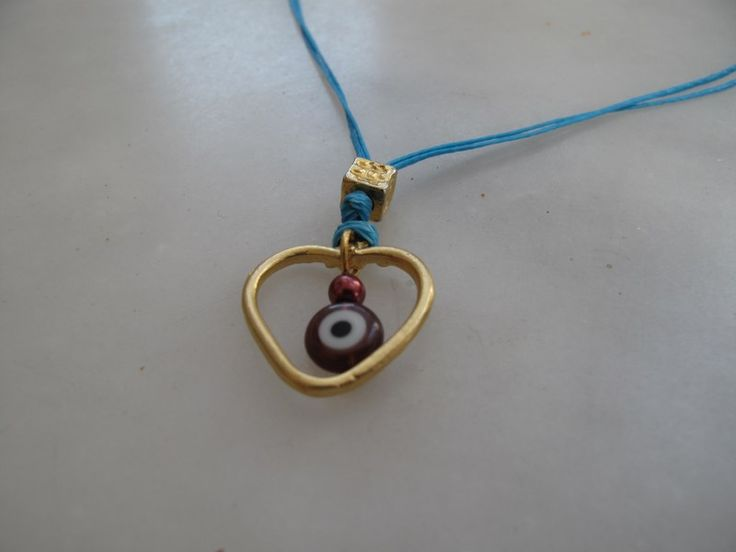 Evil eye necklace.n2